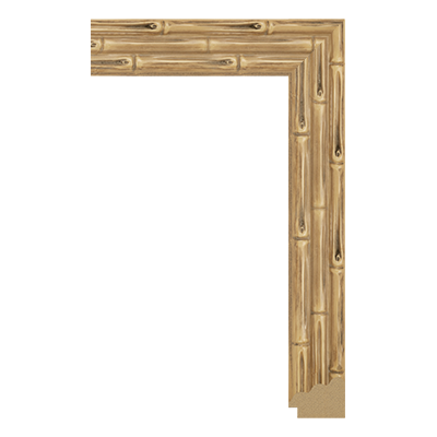 P6457-A-114M PS unfinished art frame moulding