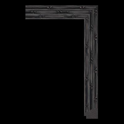 P6457-A-127CM PS unfinished art frame moulding