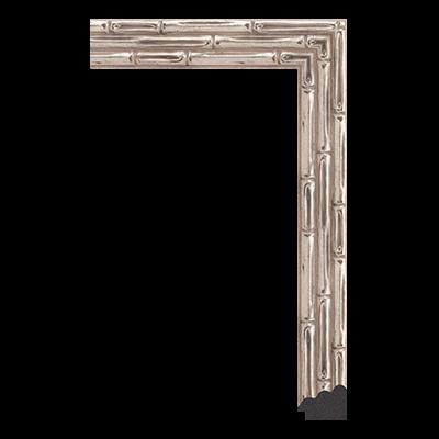 P6457-A-74S PS unfinished art frame moulding