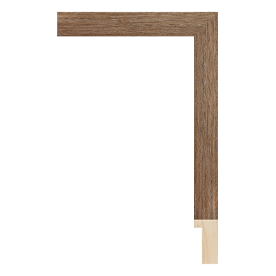 SW001-02WV wood picture frame moulding