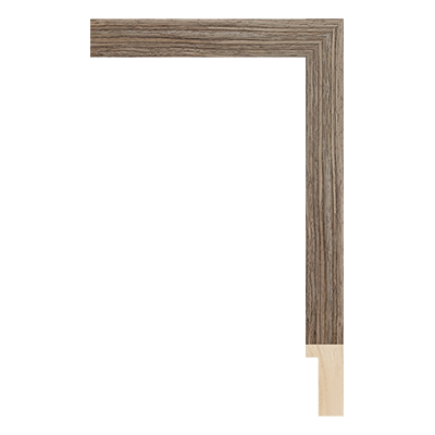 SW001-10WV wood picture frame moulding