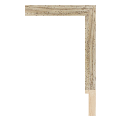 SW002-16WV wood picture frame moulding