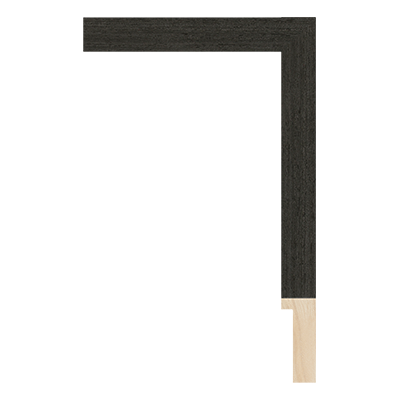 SW002-20WV wood picture frame moulding