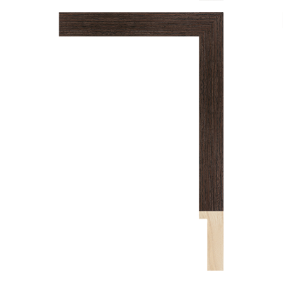 SW002-23WV wood picture frame moulding