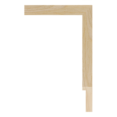 SW002-26WV wood picture frame moulding