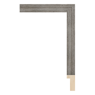 SW004-22WV wood picture frame moulding