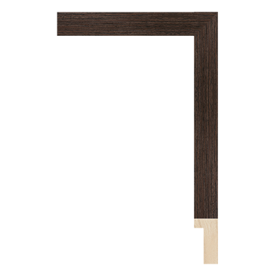 SW004-23WV wood picture frame moulding