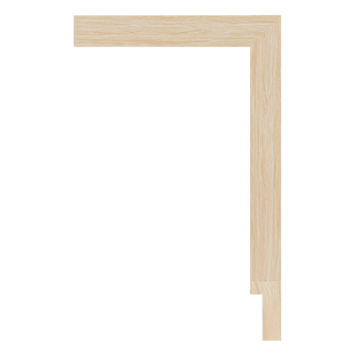SW004-30WV wood picture frame moulding