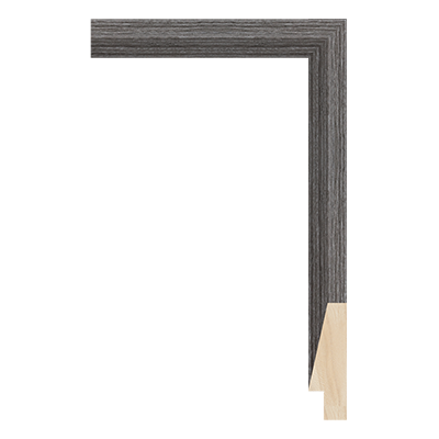 SW005-04WV wood picture frame moulding