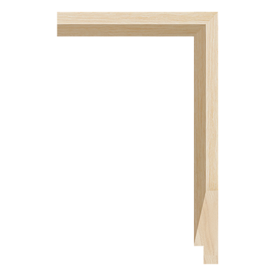 SW005-30WV wood picture frame moulding