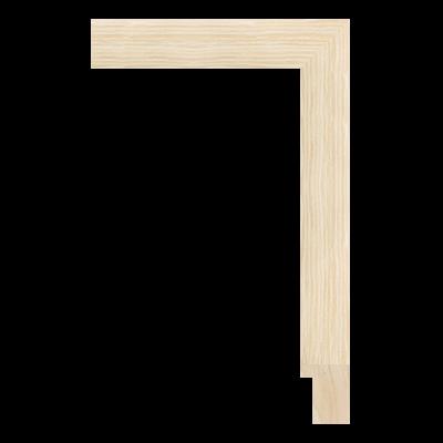 SW006-19WV wood picture frame moulding