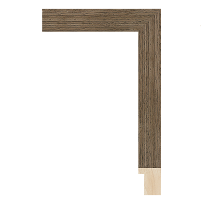 SW006-24WV wood picture frame moulding