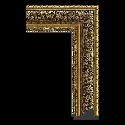 INTCO 1539-G232 PS art frame moulding