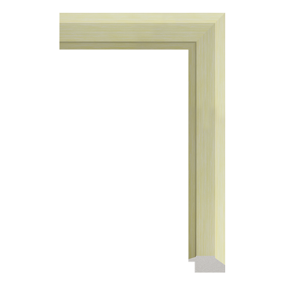 INTCO 1696-04MT unfinished picture frame moulding