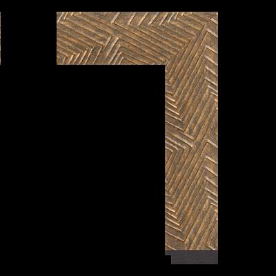 3383-ZM-82 PS mirror frame moulding corner sample