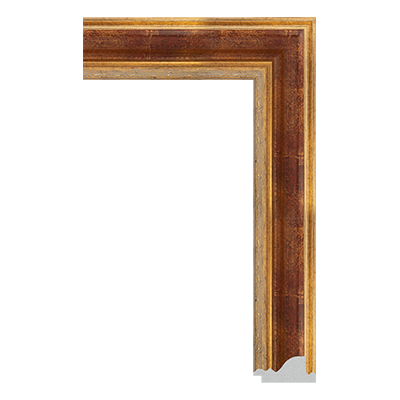 P6740-A-953 classic picture frame moulding