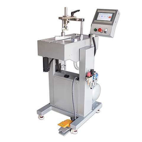 机器辅料 英科数控钉角机2020升级版