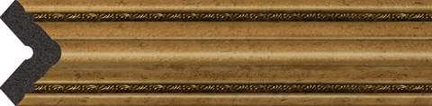 INTCO JC421-B-V3112 gold corner moulding