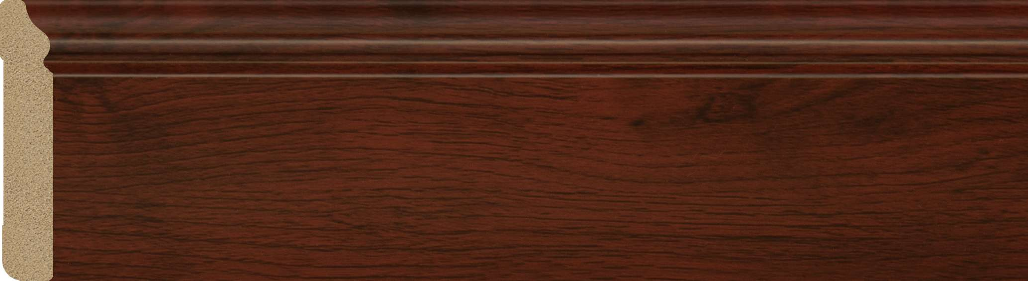 walnut skirting board