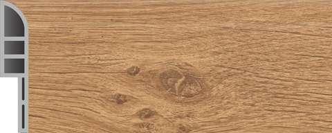 pvc skirting board JF112-1212t light oak